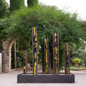 les demoiselles marc piano galerie espace art le comoedia exposition sculpture culture ville brest