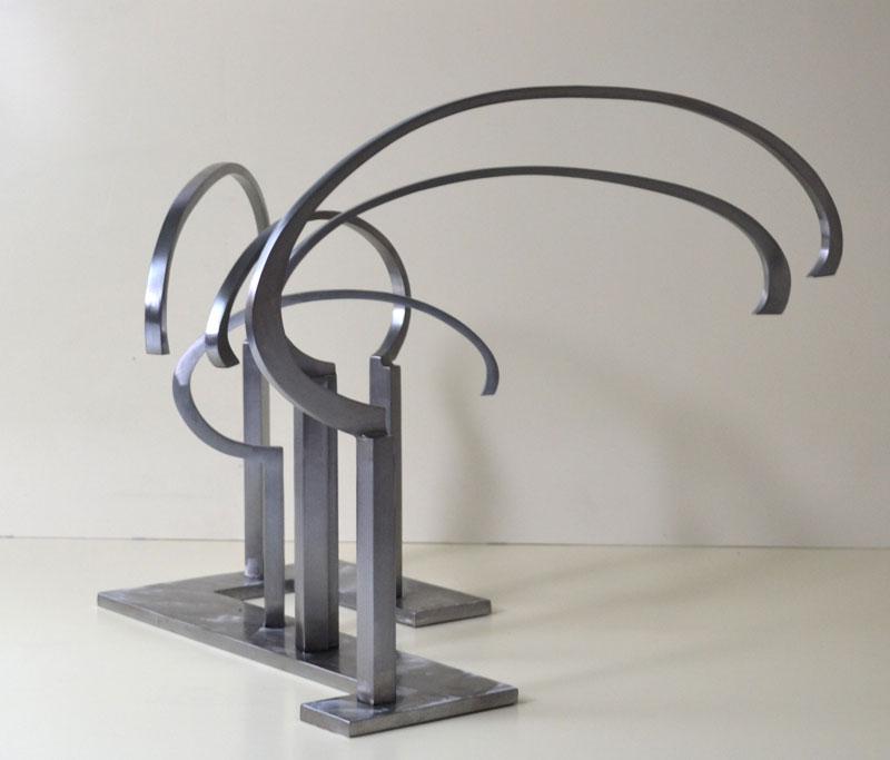 susperregui Pins sculpture art contemporain galerie espace art le comoedia brest finistère tourisme culture