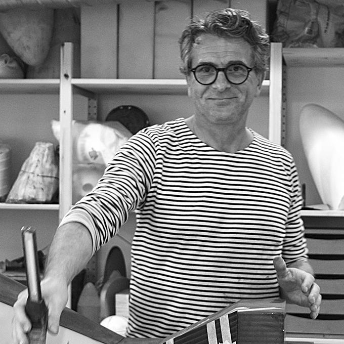 Vincent de Montpezat artiste de la galerie espace art le Comoedia Brest expositions