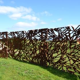 Vincent de monpezat sculpture galerie espace art le comoedia brest exposition contemportain art