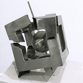 le cube galerie espace art le comoedia sculpture brest exposition culture susperregui