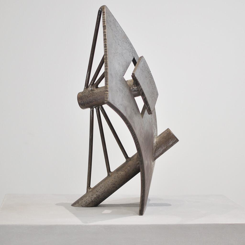 Voile galerie espace art le comoedia sculpture brest exposition culture susperregui