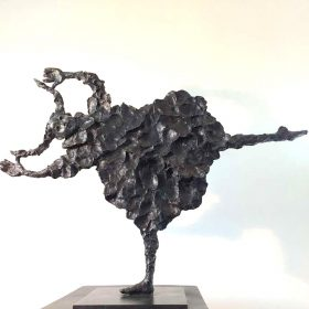 grande danseuse g photo exposition sculpture sculpteur martine kerbaol art culture loisirs tourisme activite brest finistere bretagne galerie contemporain le comoedia culture