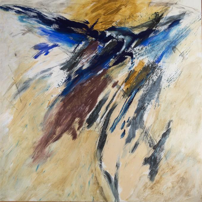yvon daniel nostalgie du signe peinture peintre le comoedia brest finistere bretagne france exposition galerie espace art artiste culture