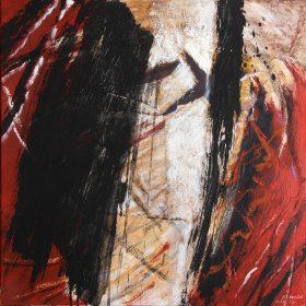 Yvon daniel 10072007 peinture peintre le comoedia brest finistere bretagne france exposition galerie espace art artiste culture