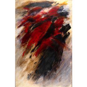yvon daniel 101093 Acrylique peinture peintre le comoedia brest finistere bretagne france exposition galerie espace art artiste culture