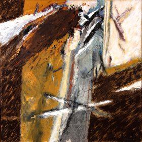 yvon daniel 12012002 Acrylique peinture peintre le comoedia brest finistere bretagne france exposition galerie espace art artiste culture