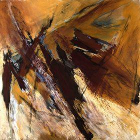 yvon daniel 12031996 Acrylique toile peinture peintre le comoedia brest finistere bretagne france exposition galerie espace art artiste culture