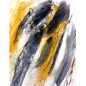 Yvon daniel 140111P peinture peintre le comoedia brest finistere bretagne france exposition galerie espace art artiste culture