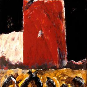 yvon daniel 15102005 Acrylique peinture peintre le comoedia brest finistere bretagne france exposition galerie espace art artiste culture