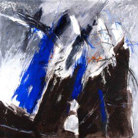 yvon daniel 20091997 bandeau Acrylique peinture peintre le comoedia brest finistere bretagne france exposition galerie espace art artiste culture