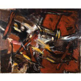 yvon daniel 261188T Acrylique peinture peintre le comoedia brest finistere bretagne france exposition galerie espace art artiste culture