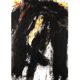 yvon daniel 300309P Acrylique toile peinture peintre le comoedia brest finistere bretagne france exposition galerie espace art artiste culture