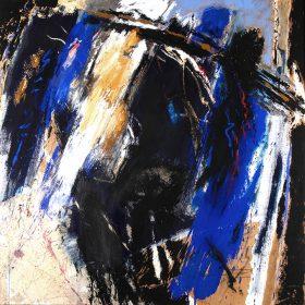 yvon daniel 3101199 Acrylique peinture peintre le comoedia brest finistere bretagne france exposition galerie espace art artiste culture