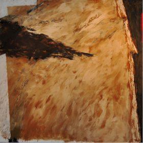 tryptique 1 partie 1 yvon daniel peintre peinture exposition temporaire espace art comoedia brest finistere bretagne culture tourisme