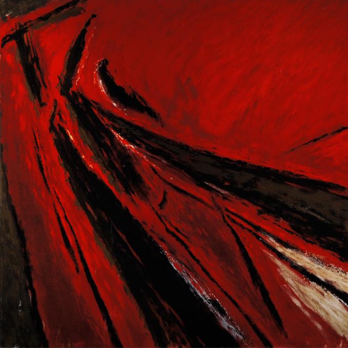 tryptique 1 partie 2 yvon daniel peintre peinture exposition temporaire espace art comoedia brest finistere bretagne culture tourisme