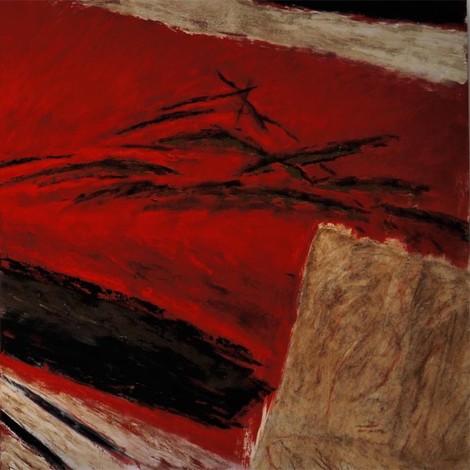 tryptique 1 partie 3 yvon daniel peintre peinture exposition temporaire espace art comoedia brest finistere bretagne culture tourisme