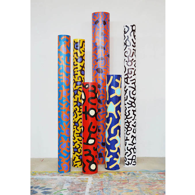 6 colonnes page artiste jean yves andre exposition espace art comoedia brest finistere bretagne