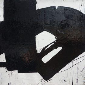 Cali REZO T 028 2019 peinture peintre exposition temporaire sculpture le comoedia espace art brest finistere bretagne france culture tourisme