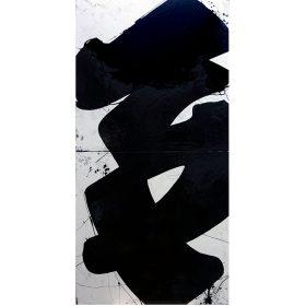 Cali REZO T 036 2018 peinture peintre exposition temporaire sculpture le comoedia espace art brest finistere bretagne france culture tourisme
