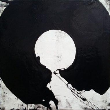 Les artistes de Noir est une couleur : Cali Rezo et Jacques Blanpain