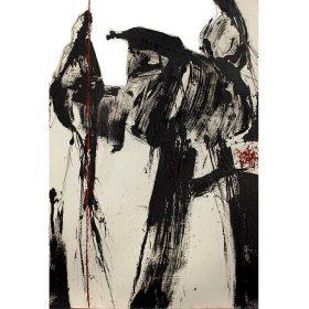 Jacques BLANPAIN Serap peinture peintre exposition temporaire sculpture le comoedia espace art brest finistere bretagne france culture tourisme