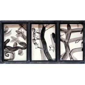 Loïc MADEC Ceramique 2 peinture peintre exposition temporaire sculpture le comoedia espace art brest finistere bretagne france culture tourisme
