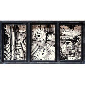 Loïc MADEC Ceramique 3 peinture peintre exposition temporaire sculpture le comoedia espace art brest finistere bretagne france culture tourisme