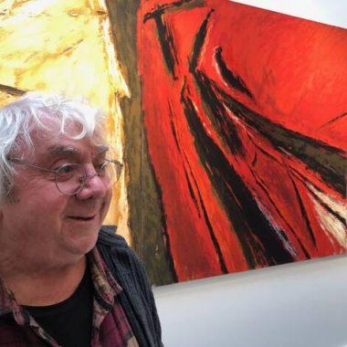 Brest. Yvon Daniel, diable de peintre, expose au Comœdia