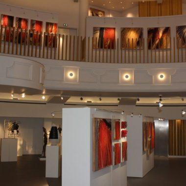 Exposition à Brest : Yvon Daniel présente les éléments originels au Comoedia