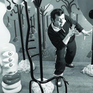 Pourquoi Richard Di Rosa est-il dans une exposition de Street Art ?