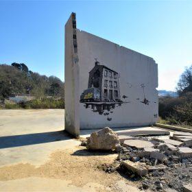 Wen2 photographie street art de l artiste de la galerie espace art le Comoedia Brest exposition art urbain street art graff