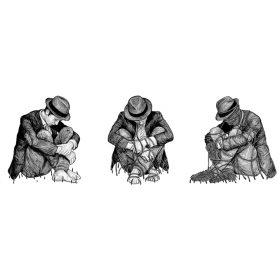 Metempsychose de Levalet artiste de la galerie espace art le Comoedia Brest exposition art urbain street art