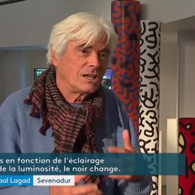 France 3 au Comoedia : An Taol Lagad pour Noir est une Couleur