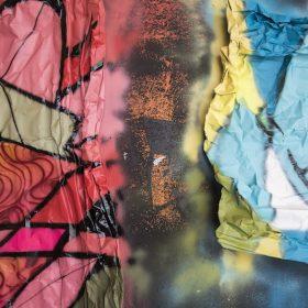 travail de artiste reso exposition art urbain galerie art le Comoedia