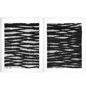 25032018 tableaux de Soemone exposition art urbain galerie espace art le Comoedia noir et blanc sur papier