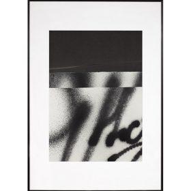 Encre et acrylique sur papier de Soemone exposition art urbain galerie espace art le Comoedia