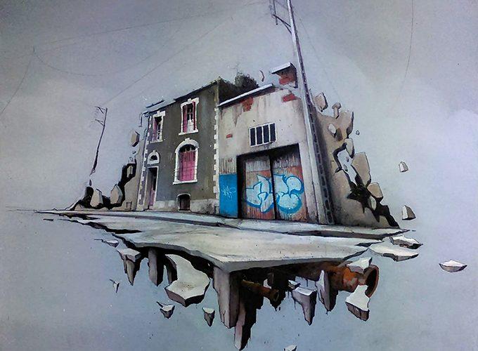 Le Comoedia, jeune galerie, rayonne sur la ville