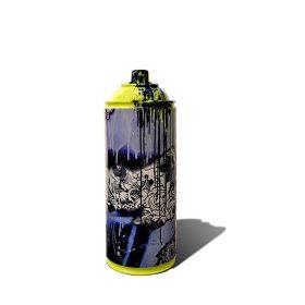 Failure 80 de Julien Soone exposition art urbain sculpture bombe aerosol galerie espace art le Comoedia