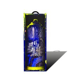 Yellow drips 40 de Julien Soone exposition art urbain sculpture bombe aerosol galerie espace art le Comoedia