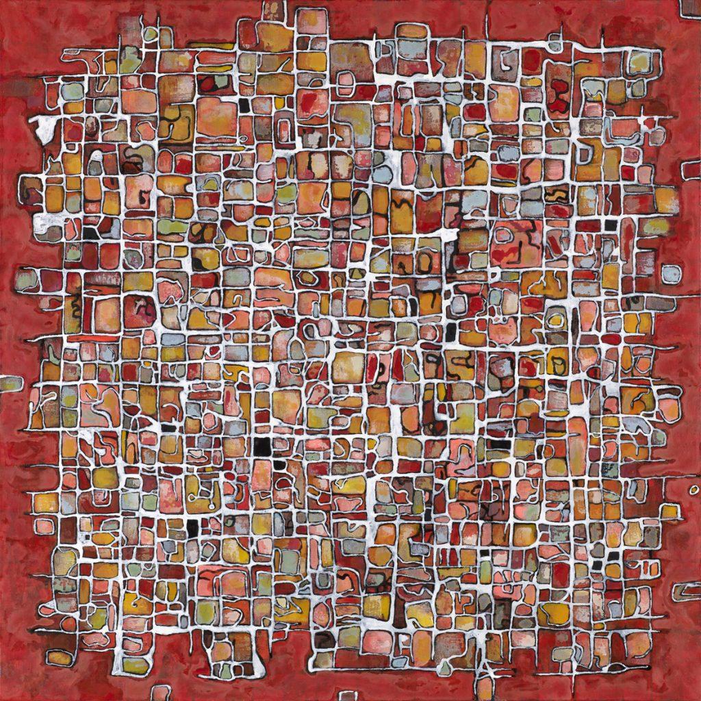 nansky parcelle ete indien ill artiste le comoedia espace art galerie gallery art contemporain brest finistere