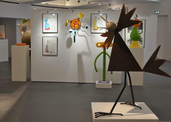 La galerie d'art Le Comoedia à Brest rouvre malgré les contraintes sanitaires
