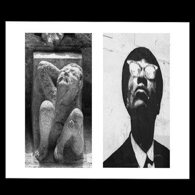 portrait JPH artiste le comoedia brest galerie exposition vente art contemporain finistere bretagne