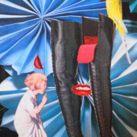 Galerie le comoedia brest sanchez quand je serai grande vente art urbain contemporain finistere bretagne culture tourisme