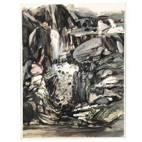 loic madec image principale rochers comoedia espace art contemporain brest galerie exposition vente finistere bretagne