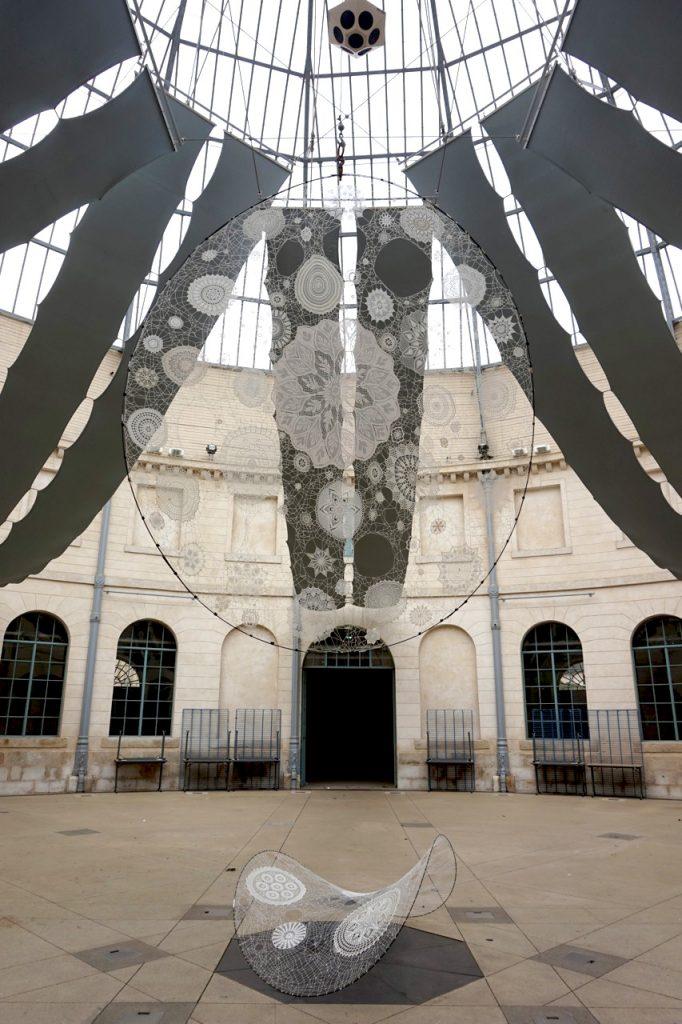 tisseuses de liens comoedia brest galerie exposition vente art contemporain finistere bretagne