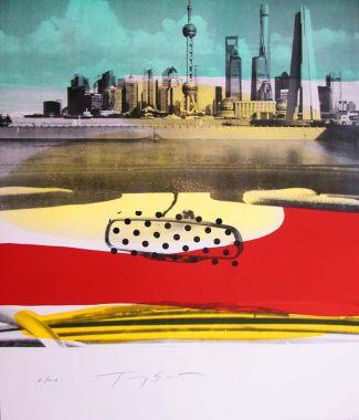Tony Soulié, les voyages d'un artiste