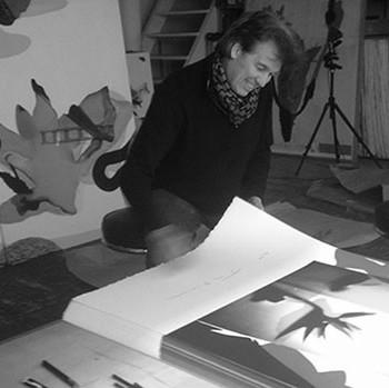 Photo noir et blanc Tony Soulié