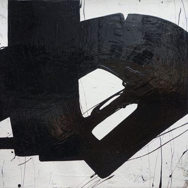 Cali Rezo, la chorégraphie du pinceau