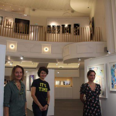 Feminae, une nouvelle exposition 100 % féminine au Comœdia à Brest